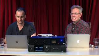 Ask Apogee Live - Join us as we discuss the new Symphony I/O MkII w...