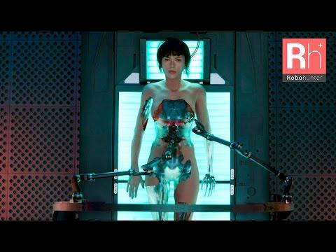 Женщины-роботы в мире кино