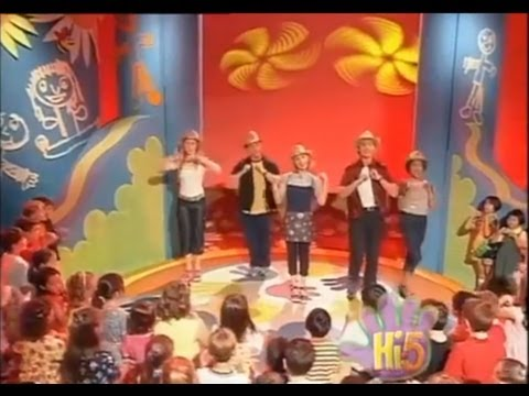 Hi-5 - All Series 1 Songs