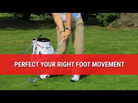 PERFECT YOUR RIGHT FOOT MOVEMENT