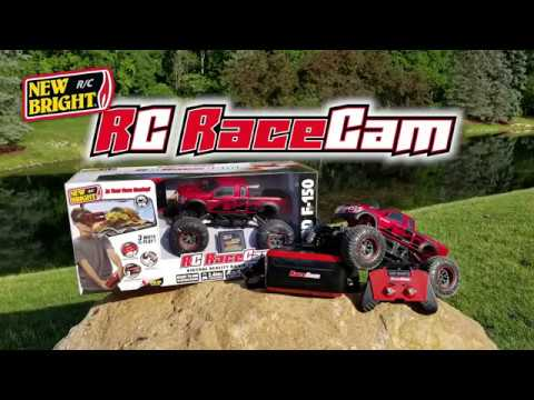 New Bright RC - VR Race Cam Ford F-150