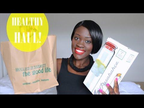 Health Food & Products Haul   Holland & Barrett & MORE!