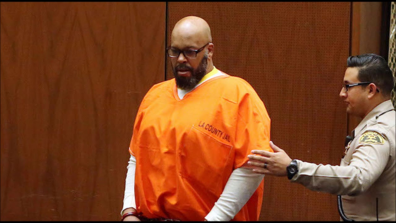 Suge Knight Gets 28 Years