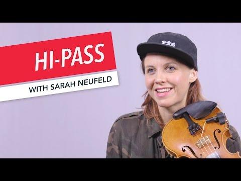 Hi-Pass with Sarah Neufeld | Violin | Arcade Fire | Berklee Online