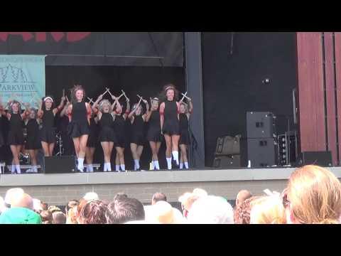 Celtic Tiger - Trinity Irish Dancers