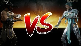 Mortal Kombat 11 - Kung Lao - Против сквирта Frost!