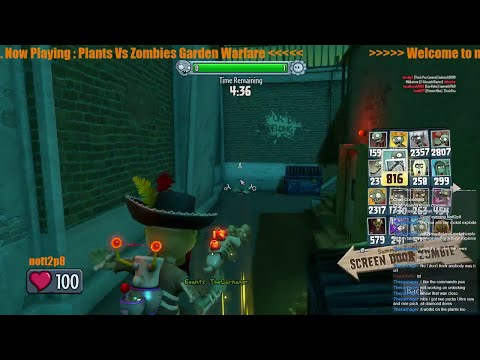 Plants Vs Zombies : Garden Warfare - #9 - Quick Summoning