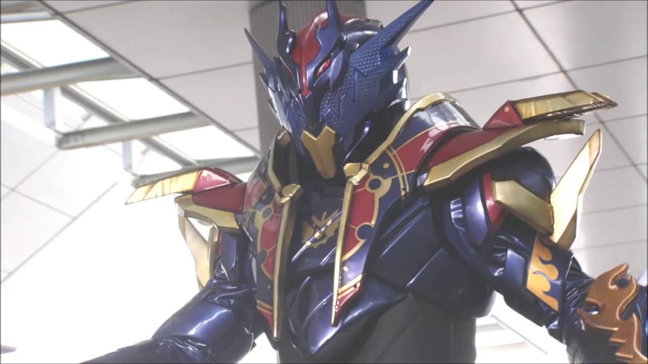 Kamen Rider Great Cross-Z Henshin Sound - YouTube