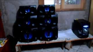 mini system philips fwm9000x 78 1580 rms