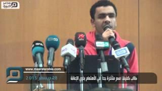 بالفيديو| طالب كفيف: مصر متأخرة جدًا في الاهتمام بذوي الإعاقة