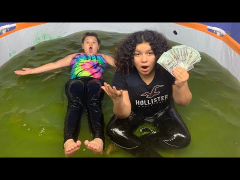 Last To Leave the Slime Pool wins $3,000