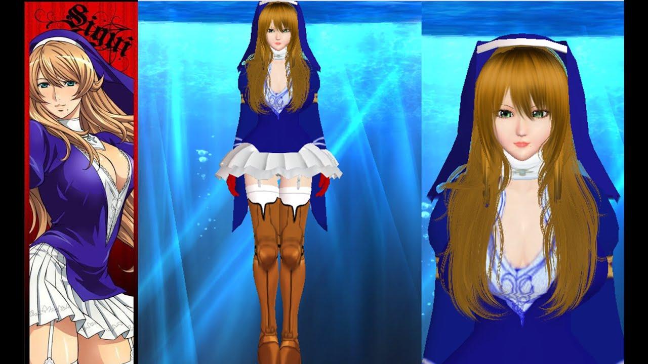 Charming artificial girl 3 asuka