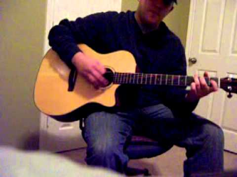 Pat Green - Take me out to the dance hall cover
