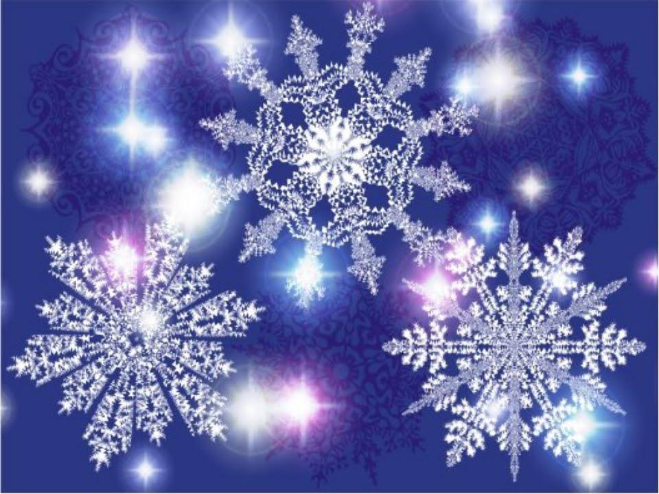Для открытки, картинки анимации снежинок