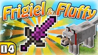 FRIGIEL & FLUFFY : Encore une épée cheatée | Minecraft - S7 Ep.04
