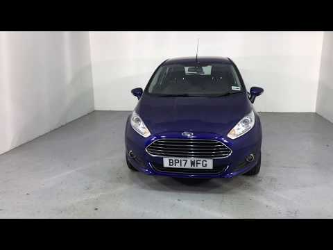 Ford Fiesta 1.0 Ecoboost 100ps Zetec For Sale At Thame Cars
