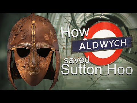 How Aldwych Station saved British Museum objects from the Blitz