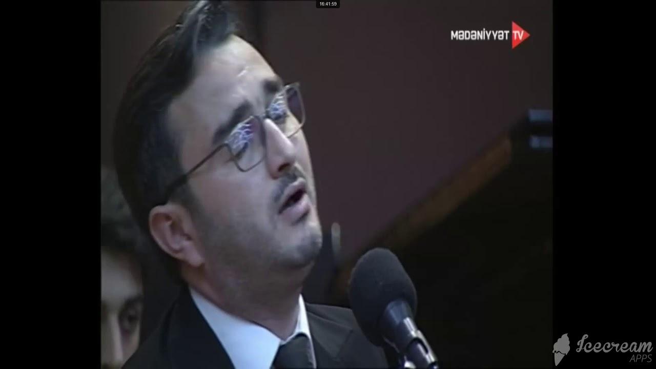 Resad Sadiqov,Mahir Zeynalov,Ruslan Mehtiyev. Maraqli ekspromt bir ifa.