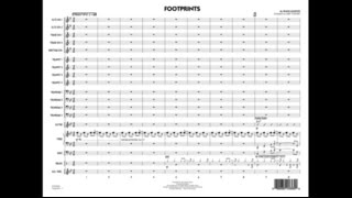 Footprints by Wayne Shorter/arr. Mike Tomaro