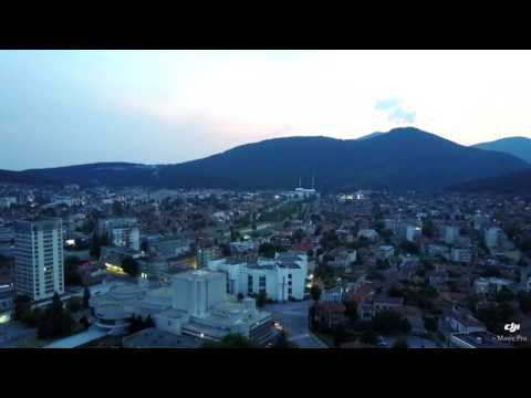 24 hours of Sliven, Bulgaria with DJI Mavic Pro Drone by Vasil Gelev
