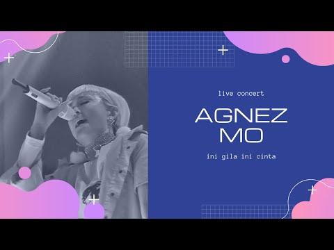 Agnez Mo - Ini Gila Ini Cinta (Live Purwokerto 2017)