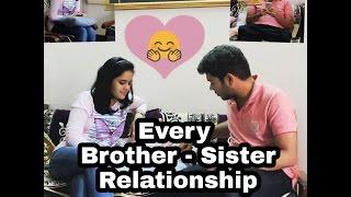 Video Every Brother Sister Relationship download MP3, 3GP, MP4, WEBM, AVI, FLV Januari 2018