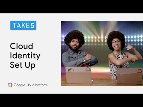 Cloud Identity and Domain Verification - Take5