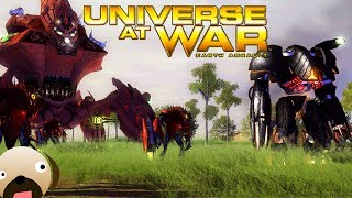 Hierarchy INVASION Force  - Universe at War Earth Assault Gameplay