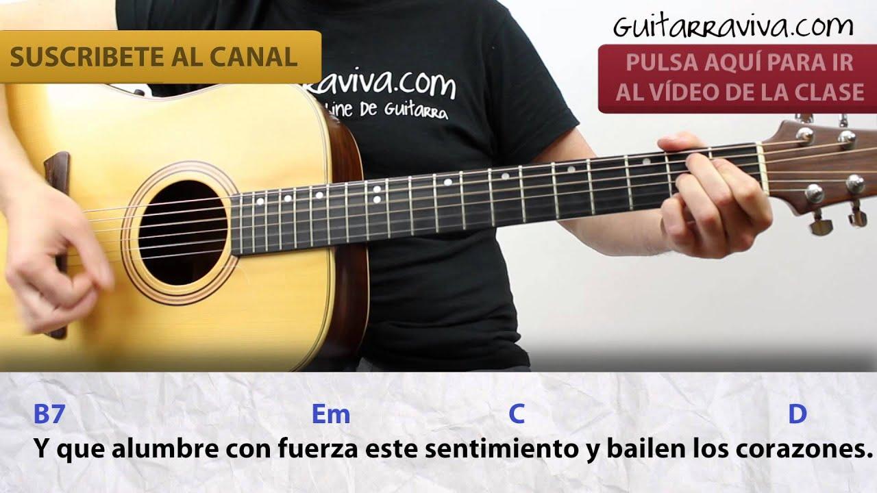 melendi acordes tu jard n con enanitos clase guitarra ForTu Jardin Con Enanitos Acordes