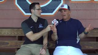 Carson-Newman Baseball: Tom Griffin Recaps Lee 2-20-18