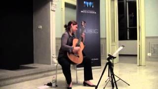 Roberta Mangano: Sevillana (J. Turina)