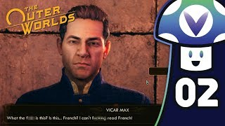 [Vinesauce] Vinny - The Outer Worlds (PART 2)