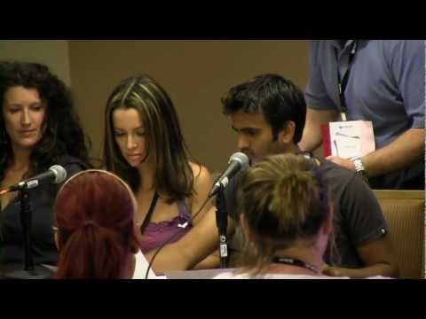 The First Page: Comedy [VidCon 2012]