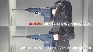 GBH 12-52 DV BOSCH / GBH 12-52 D BOSCH