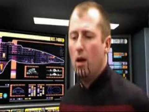 """Star Trek: Intrepid """"Heavy Lies the Crown"""" Part 4"""