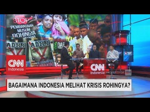 Bagaimana Indonesia Melihat Krisis Rohingya?