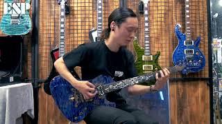 ESP Guitars: 2018 ESP Exhibition Limited EX18-27 STREAM-GT CTM [4K]