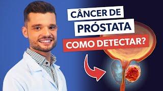 Exame para Câncer de PRÓSTATA
