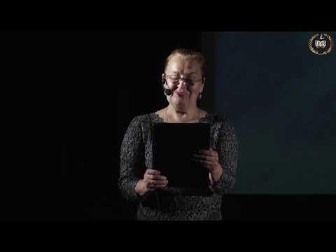 """А.С.Пушкин. Стихотворение """"Домовому"""" читает Лариса Савченко"""