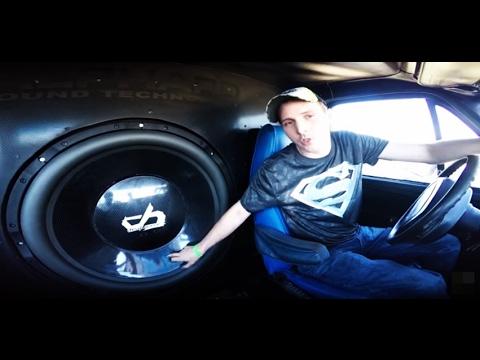 Bass Test Xtreme  - Auto Bass SubWoofer 2 Warning