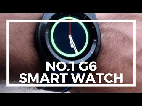 No .1 G6 Smartwatch Review - Best budget Smartwatch !!