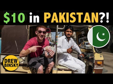 What Can $10 Get You in KARACHI, PAKISTAN?