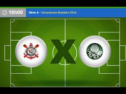 Assistir Palmeiras X Corinthians Ao Vivo 17092016 Online Em Hd