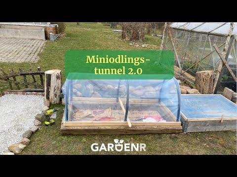 Miniodlingstunnel 2.0 -