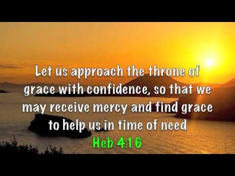 Anthem of Grace & I Will Follow After You (lyrics) NCC 2015