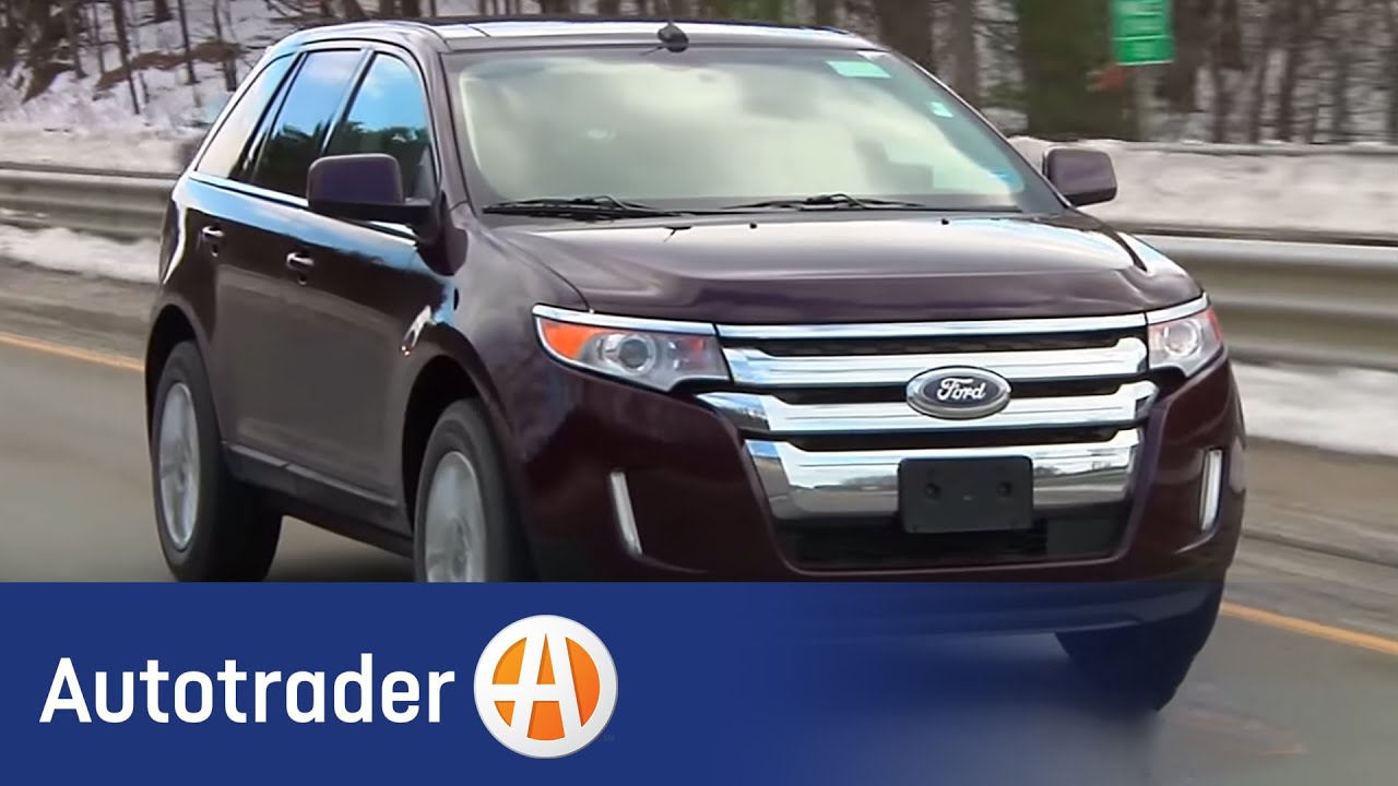 Ford Edge Suv New Car Review Autotrader