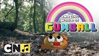 Aquí estoy | El asombroso mundo de Gumball | Cartoon Network