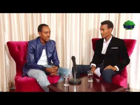Shukri Jamal Interview **NEW** 2015 - Oromo Music