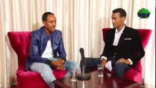 Shukri Jamal Interview **NEW** 2015 - Oromo Music