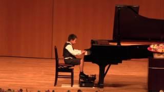 トラ 作曲 田中カレン 小学3年生の演奏です。 2016/6/12 うはらホ-ル...